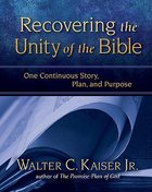 Recovering the Unity of the Bible Hardback
