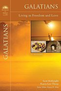 Galatians (Bringing The Bible To Life Series) Paperback