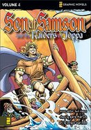 The Raiders of Joppa (Z Graphic Novel) (#04 in Son Of Samson Series) Paperback