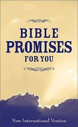 Bible Promises For You (Pack of 48) (Niv)