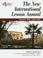 The New International Lesson Annual (2009-2010) Paperback
