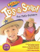 It's a Snap (Reproducible) (Pre-School) (Bible Fun Stuff Series) Paperback