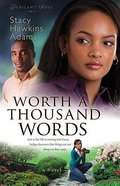 Worth a Thousand Words: Just as Her Life is Coming Into Focus, Indigo Discovers That Things Are Not Always as They Seem (#02 in Jubilant Soul Series) Paperback
