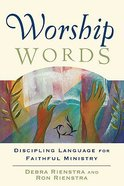 Worship Words Paperback