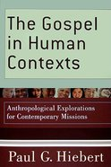 The Gospel in Human Contexts eBook