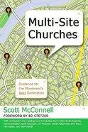 Multi-Site Churches Paperback