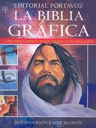 La Biblia Grafica (The Lion Graphic Bible- Spanish) Paperback