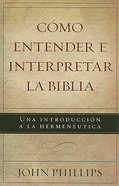 Manual Del Explorador De La Biblia (Bible Explorer's Guide) Paperback