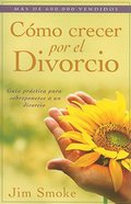 Como Crecer Poor El Divorcio (Growing Through Divorce) Paperback