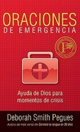 Oraciones De Emergencia (Emergency Prayers) Paperback