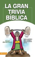La Gran Trivia Biblica (Great Bible Trivia Workout) Paperback