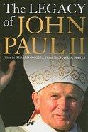 The Legacy of John Paul 11 Paperback