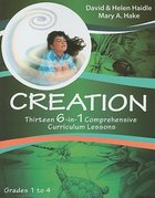 Creation (Grades 1-4) Paperback