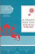 A Grand New Day (Women Of Faith Study Guide Series) Hardback