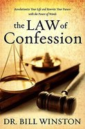Law of Confession eBook