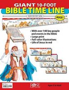 Classroom 10-Foot Bible Time Line