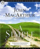 A Simple Christianity (Unabridged 5 Cds) CD