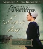 Sister's Test, a 3cds (Abridged) (#02 in Sisters Of Holmes County Series) CD