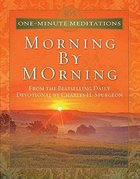 365 One-Minute Meditations: Morning By Morning Hardback