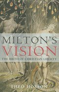 Milton's Vision Hardback