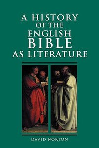 History of the English Bible as Literature