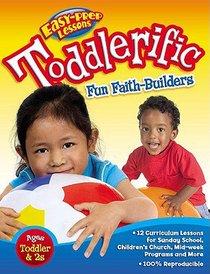 Toddlerific (Godprints Bible Fun Stuff Series)