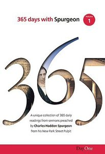 365 Days With Spurgeon (Vol 1)