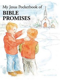 My Jesus Pocketbook of Bible Promises (My Jesus Pocketbook Series)