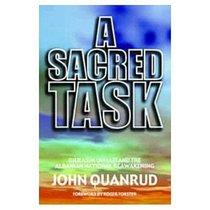 A Sacred Task