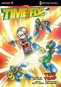 Time Trap (Z Graphic Novel) (#06 in Timeflyz Series)