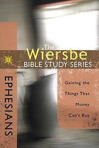 Ephesians (Wiersbe Bible Study Series)