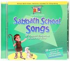 Cedarmont Kids: Sabbath School Songs (Kids Classics Series) CD