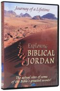 Exploring Biblical Jordan DVD