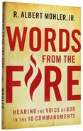 Words From the Fire Hardback