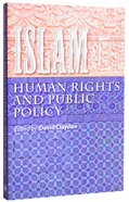 Islam: Human Rights and Public Policy