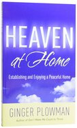 Heaven At Home Paperback