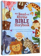 My Read and Rhyme Bible Storybook Hardback