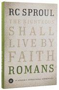 Romans (St Andrew's Expositional Commentary Series) Hardback