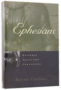 Ephesians (Reformed Expository Commentary Series) Hardback