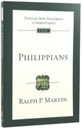 Philippians (Re-Formatted) (Tyndale New Testament Commentary Re-issued/revised Series) Paperback