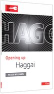 Haggai (Opening Up Series) Paperback