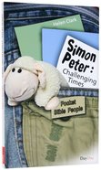 Peter - Challenging Times (Pocket Bible People Series) Paperback