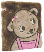 Tiny Bear's Bible (Faux Fur) (Pink) Board Book