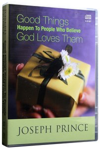 Good Things Happen to People Who Believe God Loves Them (5 Cds)
