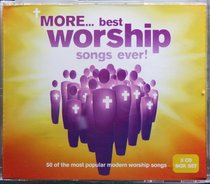 More... Best Worship Songs Ever! (3 Cd Set)