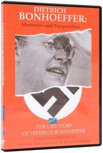 Bonhoeffer: Memories and Perspectives