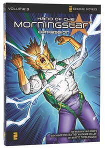 Confession (Z Graphic Novel) (#03 in Hand Of The Morningstar Series)