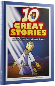 Bible Stories About Paul (10 Great Stories Series)