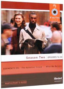 Faith Cafe: Season Two Episodes 14-26 (Participants Guide)