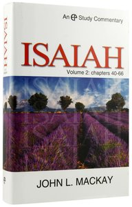 Isaiah Volume 2 (Evangelical Press Study Commentary Series)